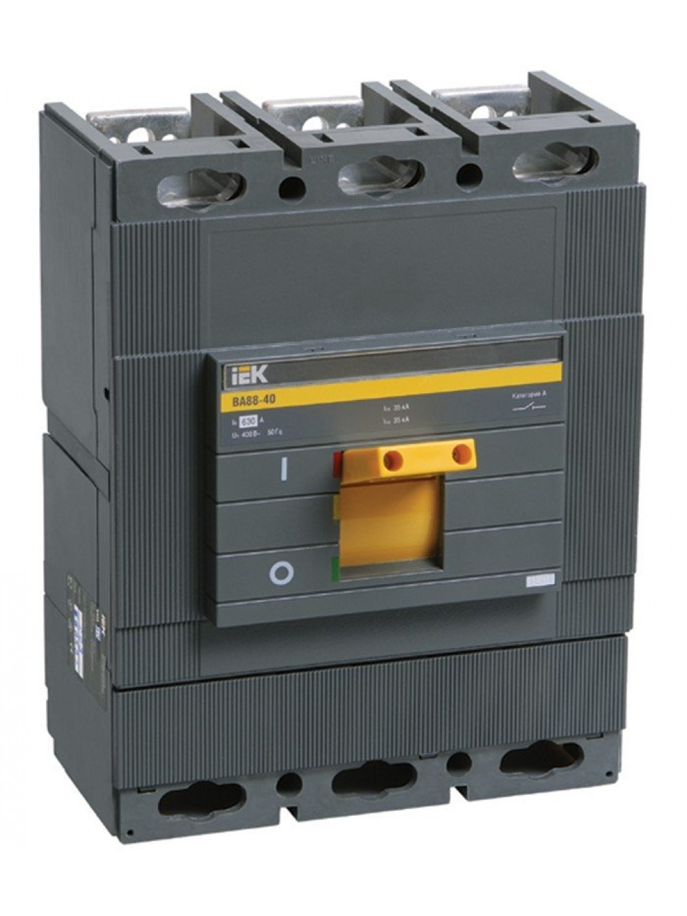 Выключатель автоматический 3п 800А ВА 88-40