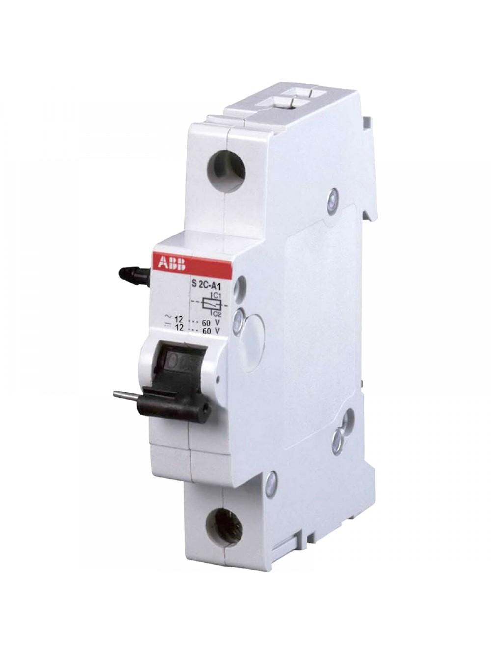 Реле дистанционного отключения 110-415В S2C-A2 ABB