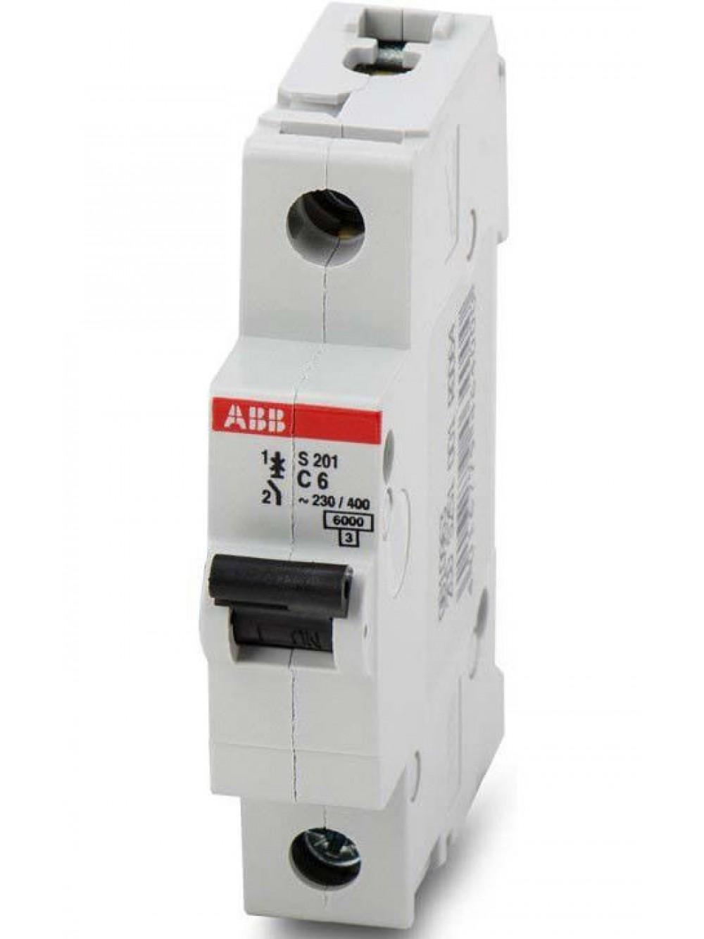 Автоматический выключатель 1п S201-compact HOME