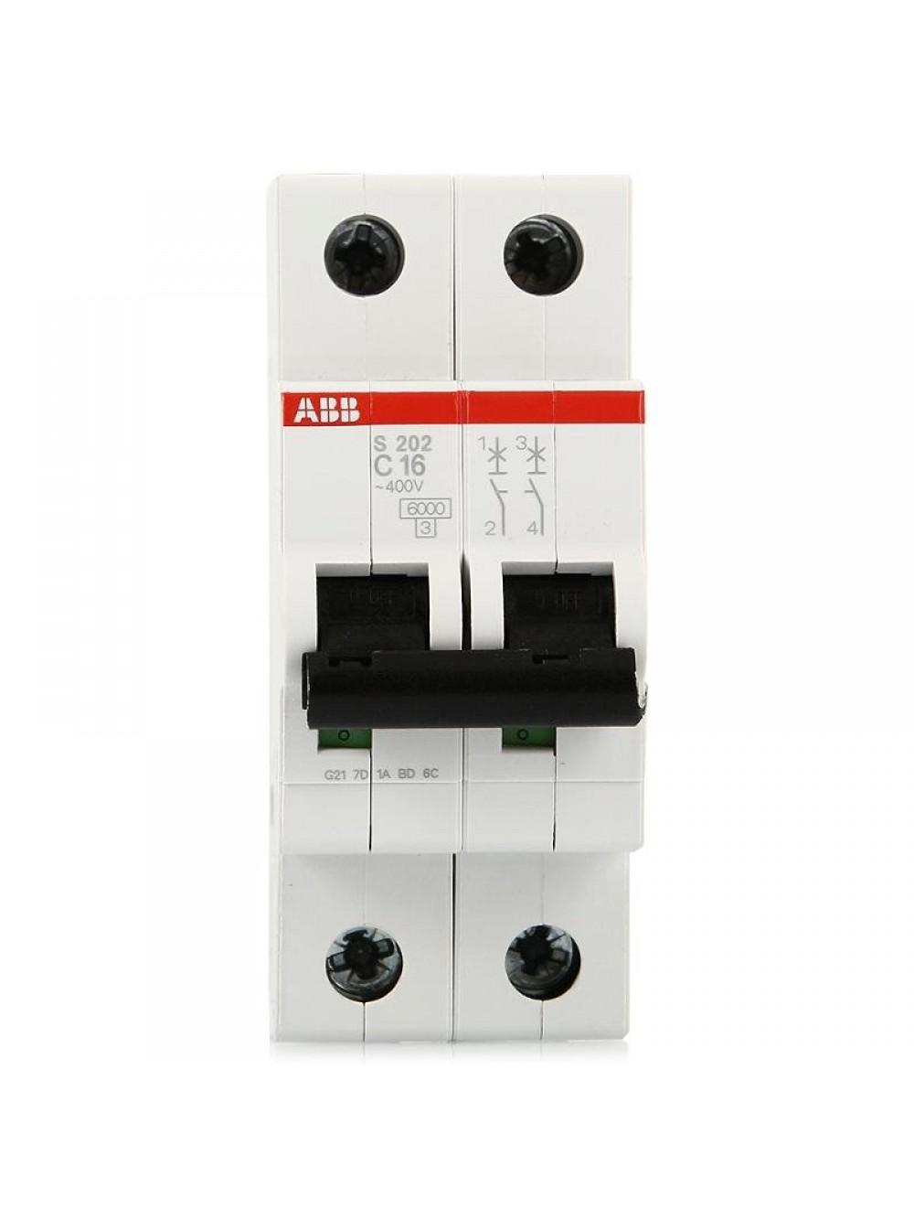 Автоматический выключатель АВВ 2п S202