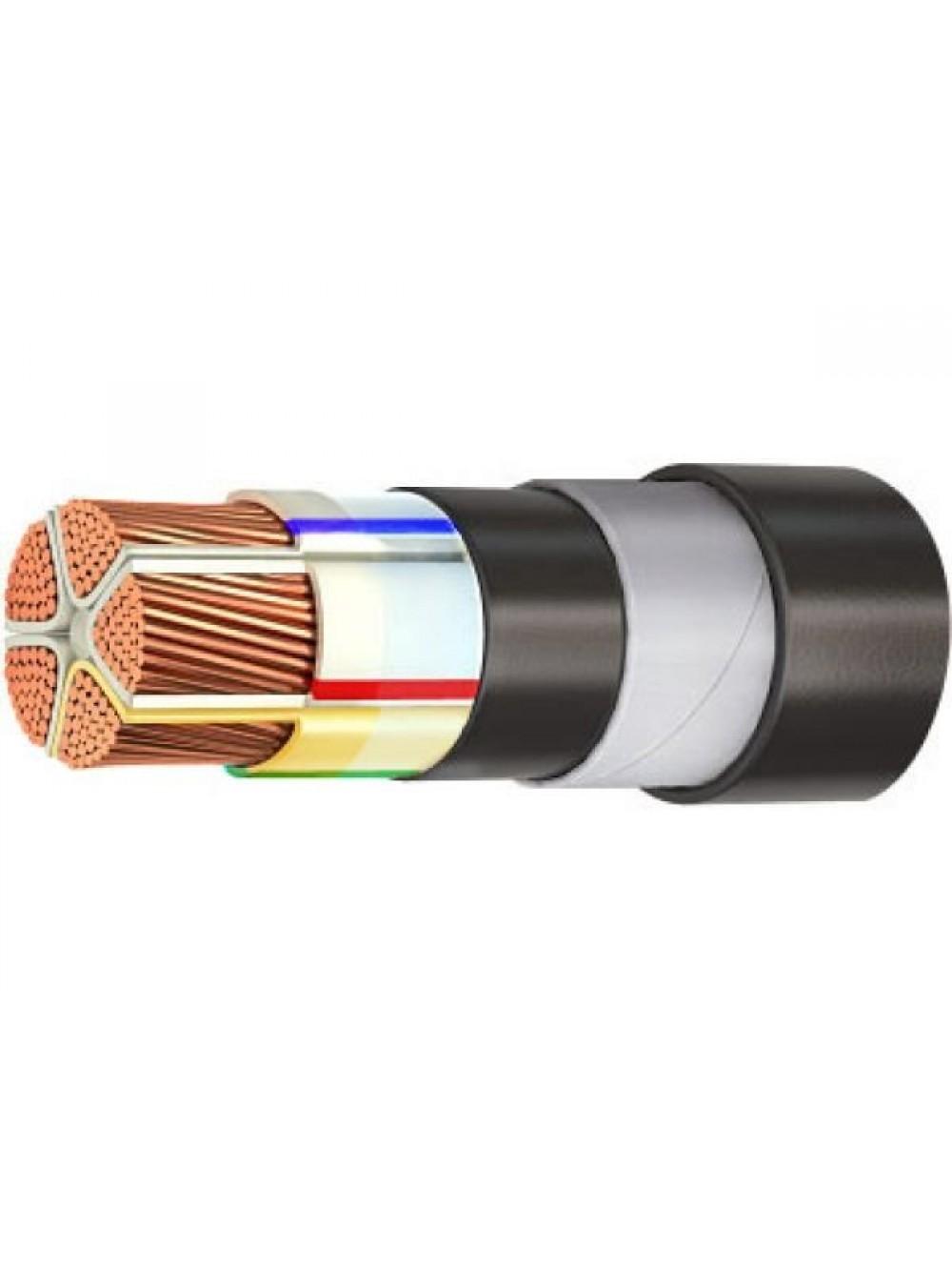 Бронированный силовой кабель марки ВБбШв