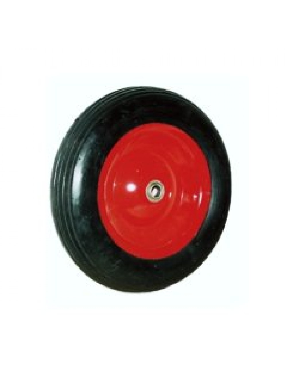 Колесо с литой резиной SR2500