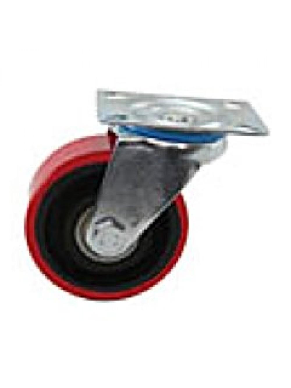 Колесо полиуретановое поворотное