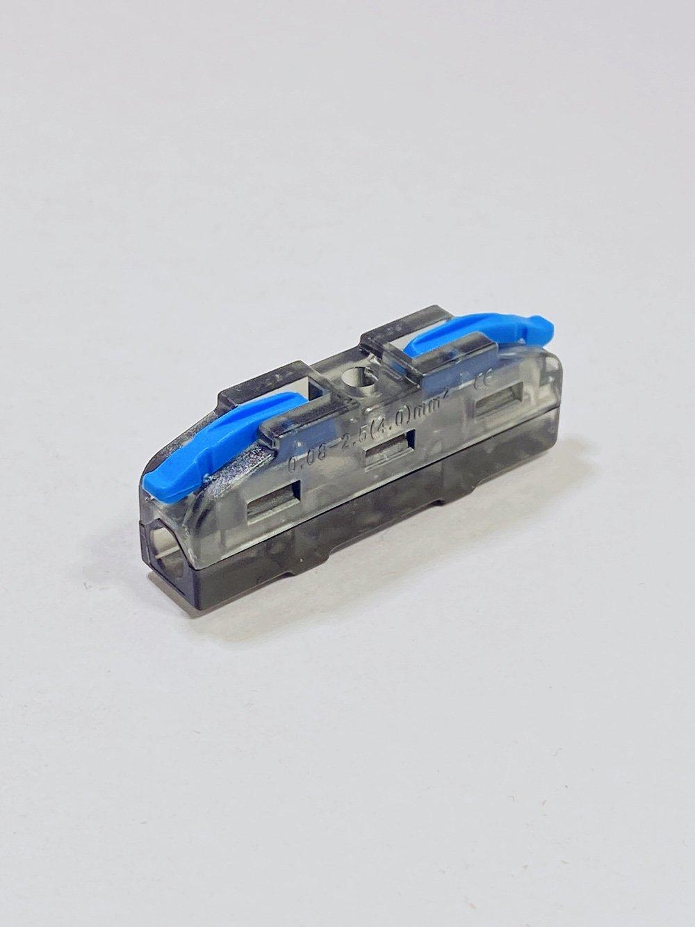 Клеммник ELEKTRO 2-й (1.5-2.5мм) проходной